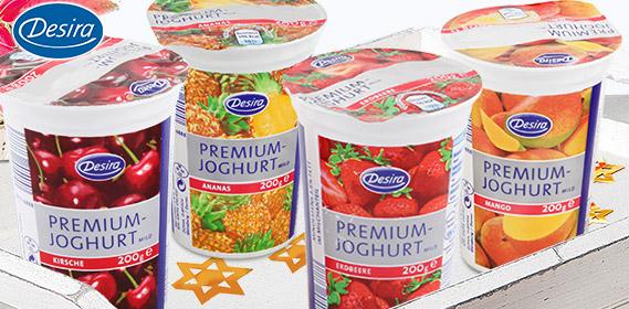 Premium-Joghurt, Mild, November 2010