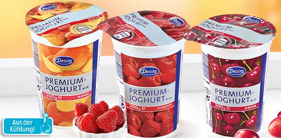 Premium-Joghurt, Mild, November 2012