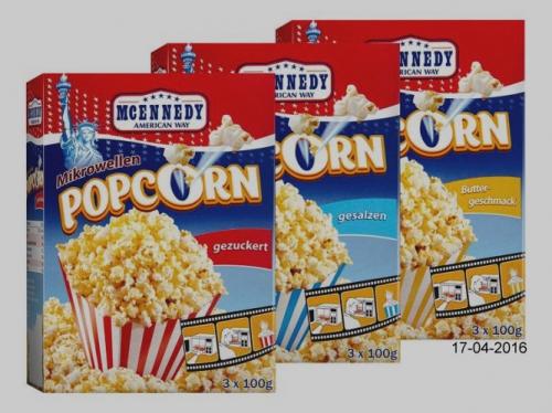 Popcorn, April 2016