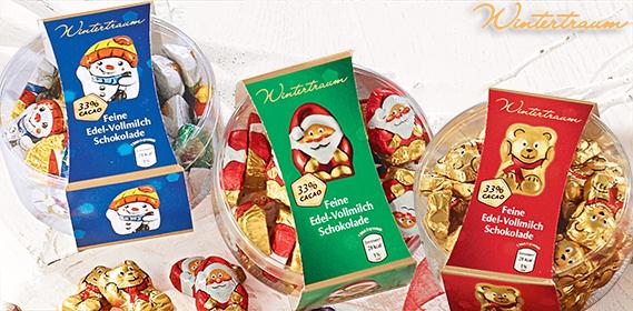 Mini-Weihnachtsfigürchen, November 2012