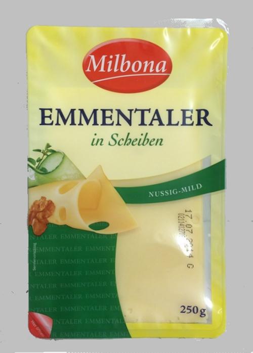 Emmentaler, Scheiben, Januar 2015