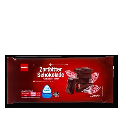 Zartbitter Schokolade, M�rz 2016
