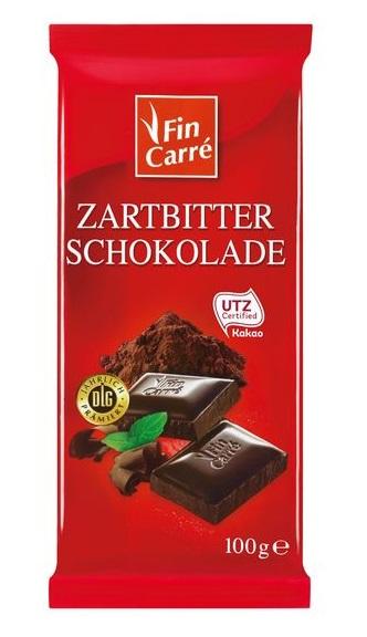 Zartbitter Schokolade, Oktober 2017