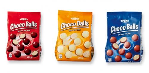 Choco Balls, November 2011
