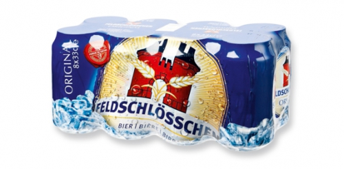 Schweizer Original Lagerbier, 8 x 0,33 l, November 2011