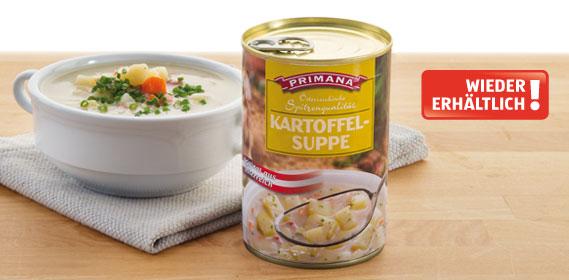 Kartoffel-/Bohnen-/ Thaisuppe, Dezember 2013