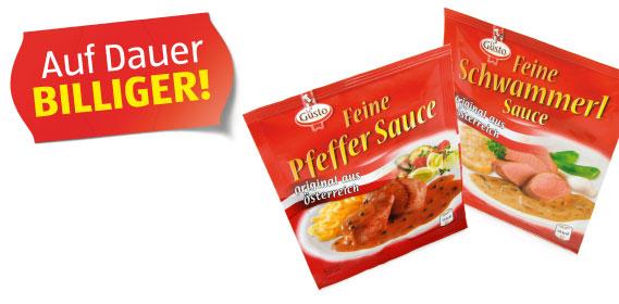 Feinschmecker-Sauce, Februar 2012
