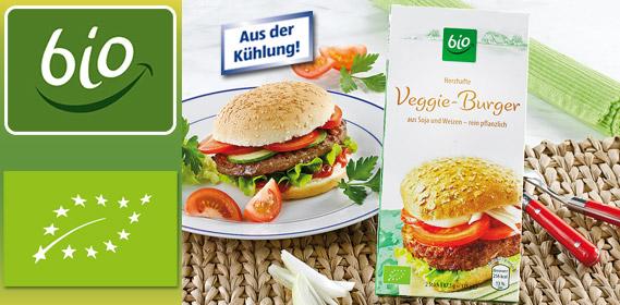 Vegetarisches Sortiment, Februar 2012