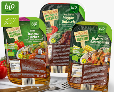 Vegetarisches Sortiment, Juni 2014