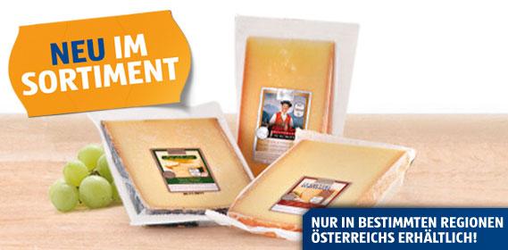Schweizer Käsespezialitäten, Februar 2012