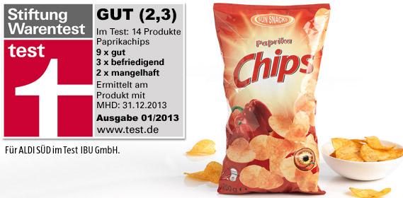 Chips, Februar 2013