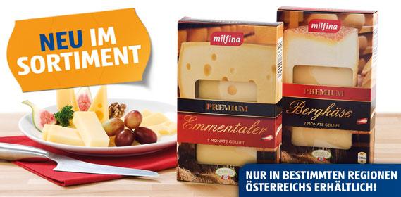 Premium Käse , Februar 2012