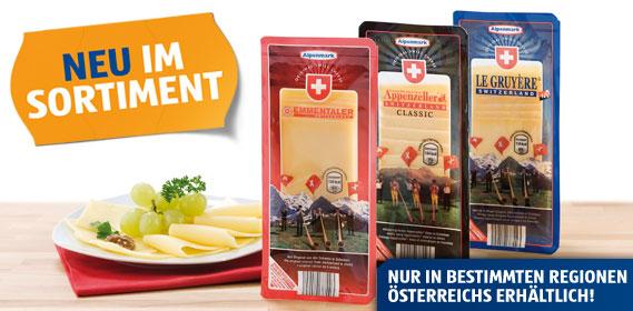 Schweizer Käsescheiben, Februar 2012