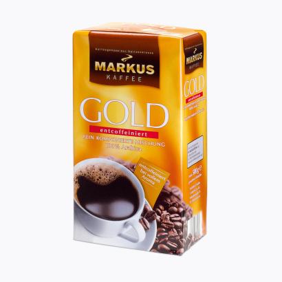 Kaffee Gold entcoffeiniert, Februar 2012