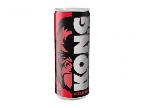 Kong Strong Energy Drink von Lidl