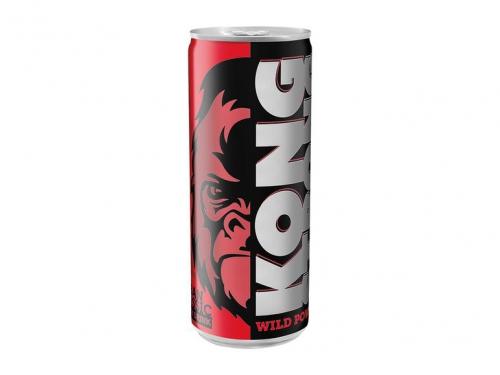 Kong Strong Energy Drink, Januar 2017