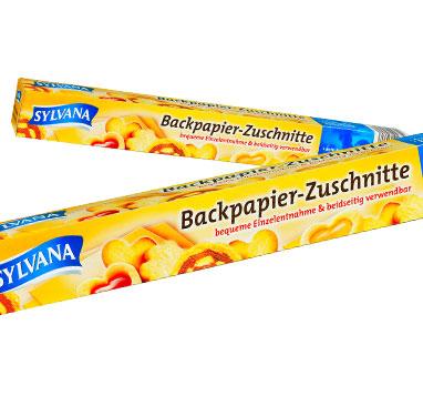 Backpapier-Zuschnitte, M�rz 2012