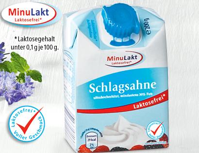H-Schlagsahne, Laktosefrei, Mai 2013