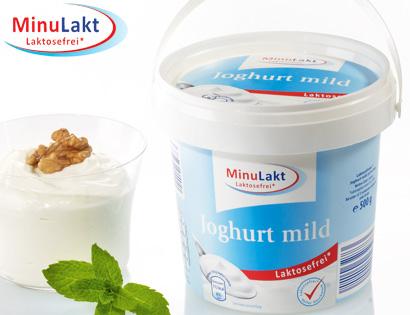 Joghurt mild, laktosefrei¹, November 2013