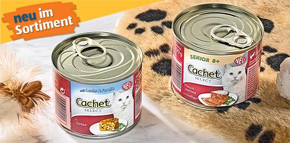 Katzenvollnahrung, Dose klein, August 2011