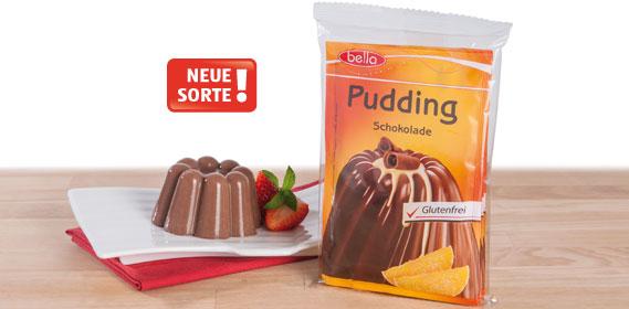 Puddingpulver Schokolade, Dezember 2013