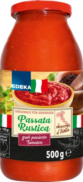 Passata Rustica classic, Januar 2018