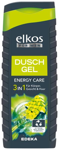 Duschgel Men Energy, Dezember 2017