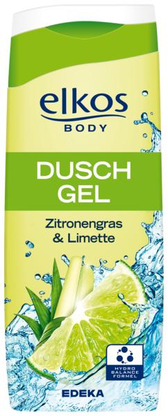 Duschgel Lemon, Dezember 2017