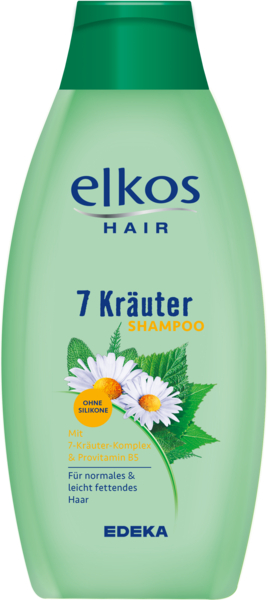 Shampoo 7 Kräuter, Dezember 2017