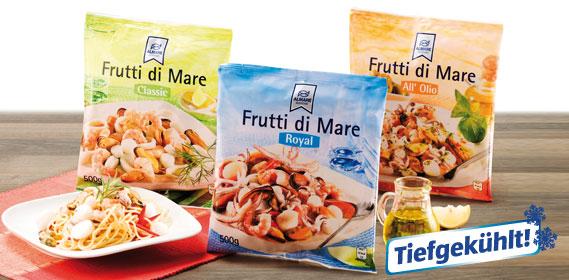 Frutti di Mare / Meeresfrüchte, Februar 2012