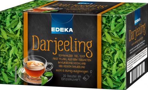 Darjeeling Tee, Januar 2018