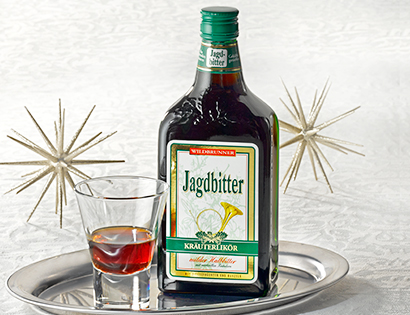 Jagdbitter Kräuterlikör, November 2013