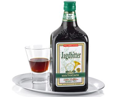 Jagdbitter Kräuterlikör, Januar 2014