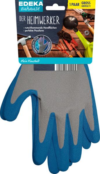 "Handschuhe ""Der Heimwerker"" groß, Dezember 2017"