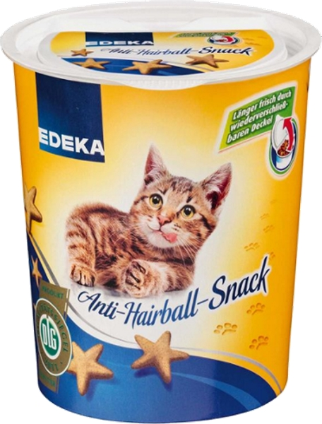 Anti-Hairball-Snack, Januar 2018
