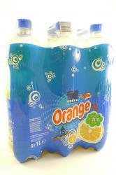 Premium Limonade Orange, 6 x 1 l, Februar 2012