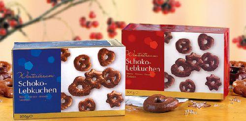 Schoko-Lebkuchen, Oktober 2007