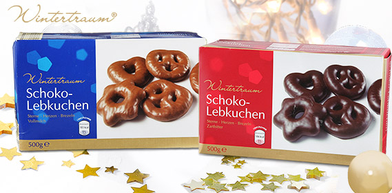 wintertraum schoko lebkuchen von aldi s d. Black Bedroom Furniture Sets. Home Design Ideas