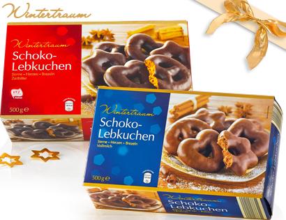 Schoko-Lebkuchen, Oktober 2013