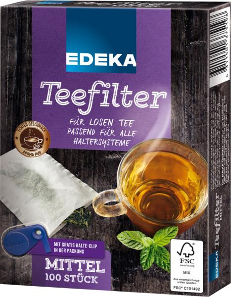 Teefilter Mittel, Dezember 2017