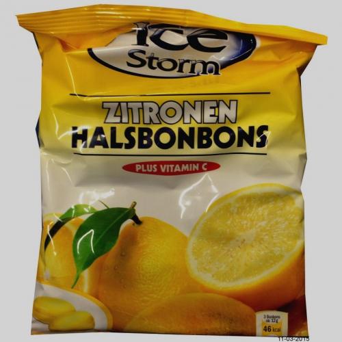 Halsbonbons, M�rz 2015