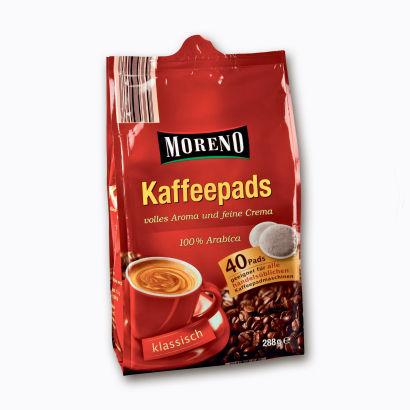 Kaffeepads , Dezember 2012