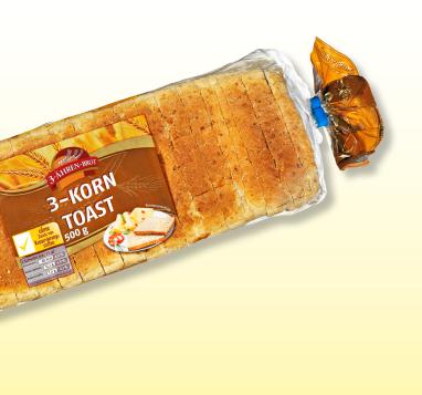 3-Korn-Toast, Juni 2012
