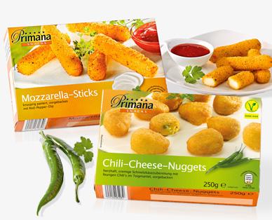 Primana Snack Sortiment Von Aldi S 252 D