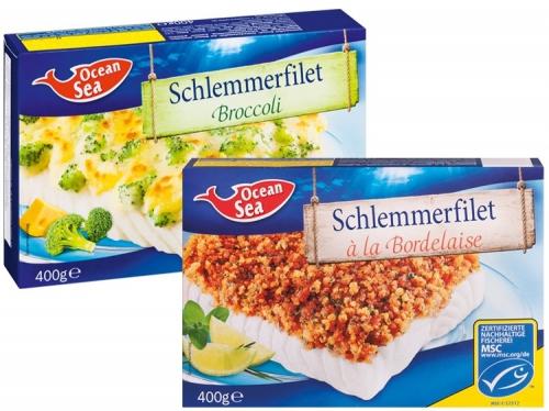 Schlemmer-Filet, Juni 2017