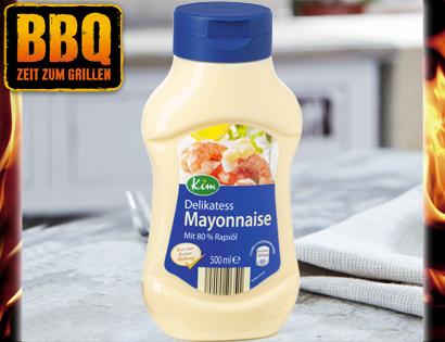 Delikatess Mayonnaise, Juli 2013