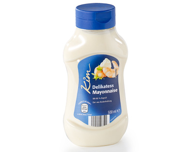 Delikatess Mayonnaise, April 2015