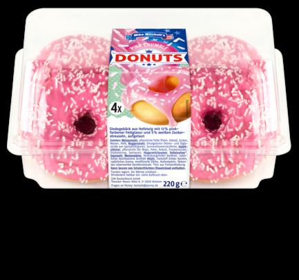 Donuts, Mai 2017