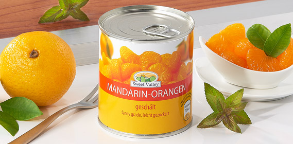 Mandarin-Orangen, Oktober 2010