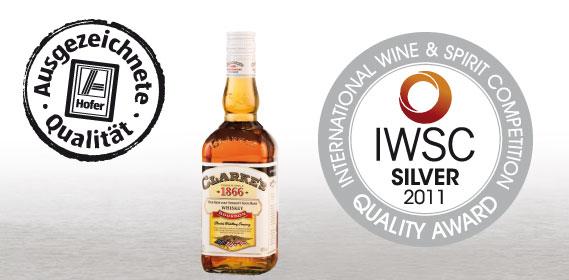 Bourbon Whiskey, Februar 2012